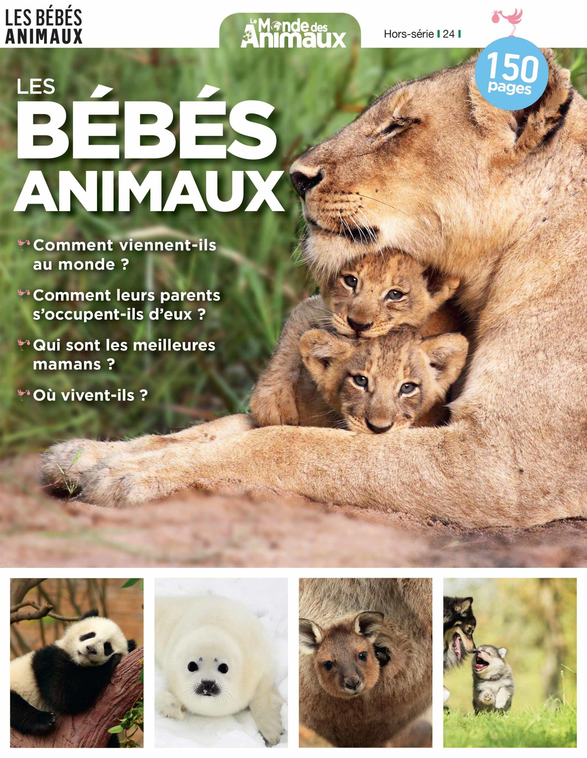 Le Monde des Animaux - hors-série