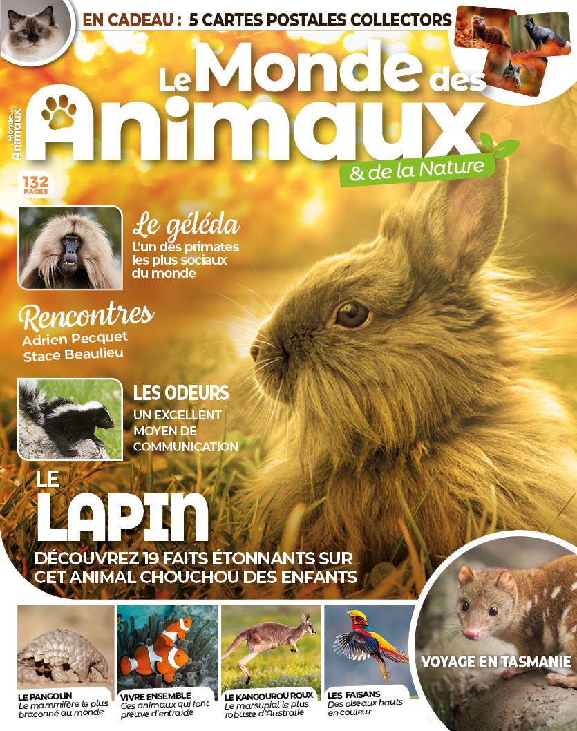 Le Monde des Animaux magazine